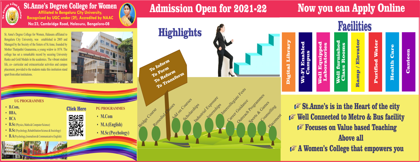 Admission Open 21-22
